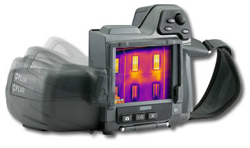 FLIR T-Series Infrared Camera Ergonomics